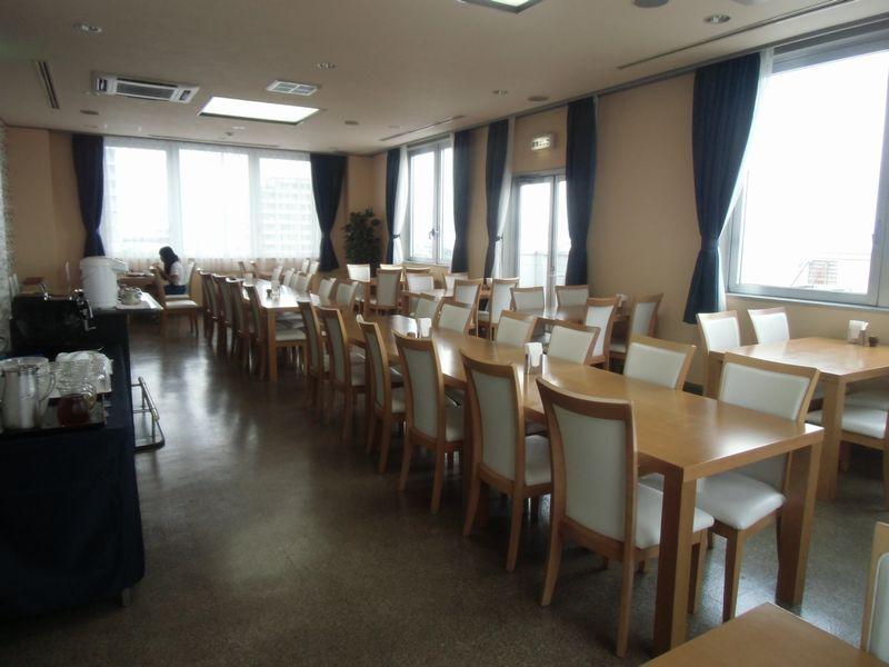 夏休み勉強合宿環境写真 ホテルレストラン